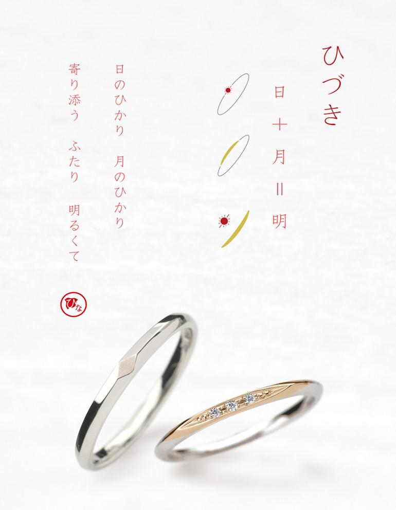 指輪の名前ひづき