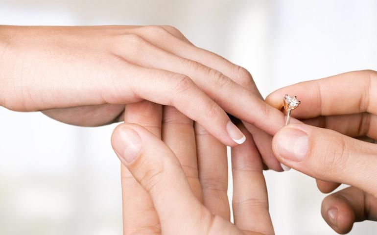 ひなの指輪プロポーズ