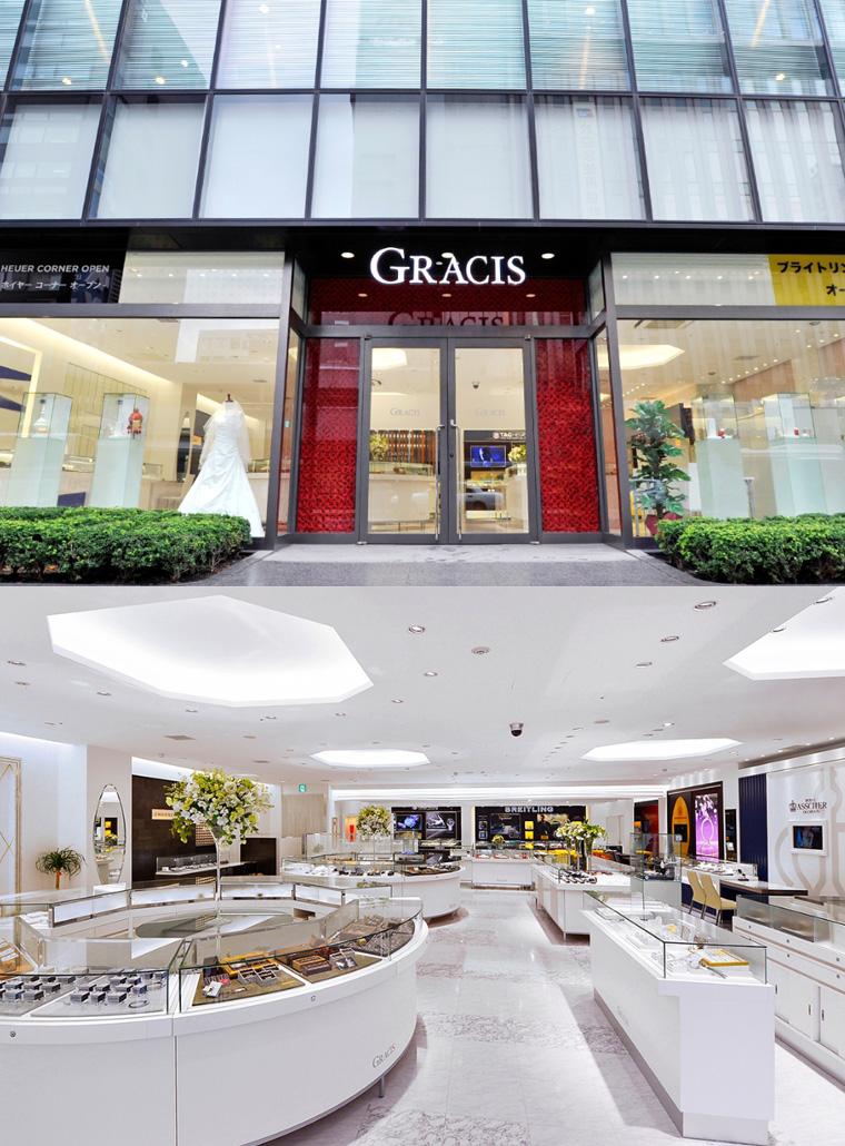 GRACIS 札幌駅前店